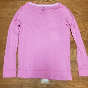AEO Favorite Tee in Pink!